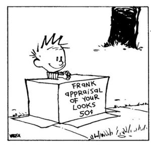 Artwork by Bill Watterson