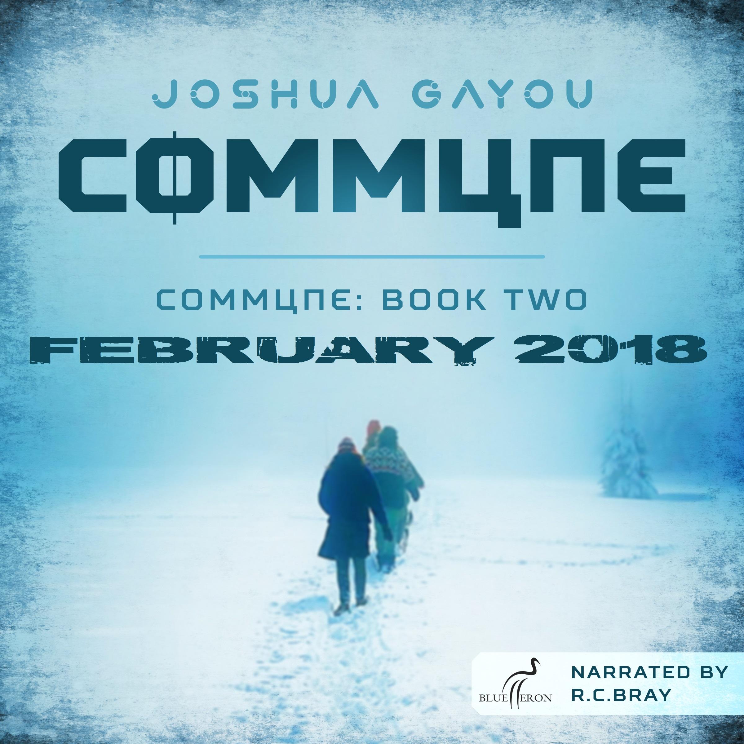 Commune Book Two Audio Book