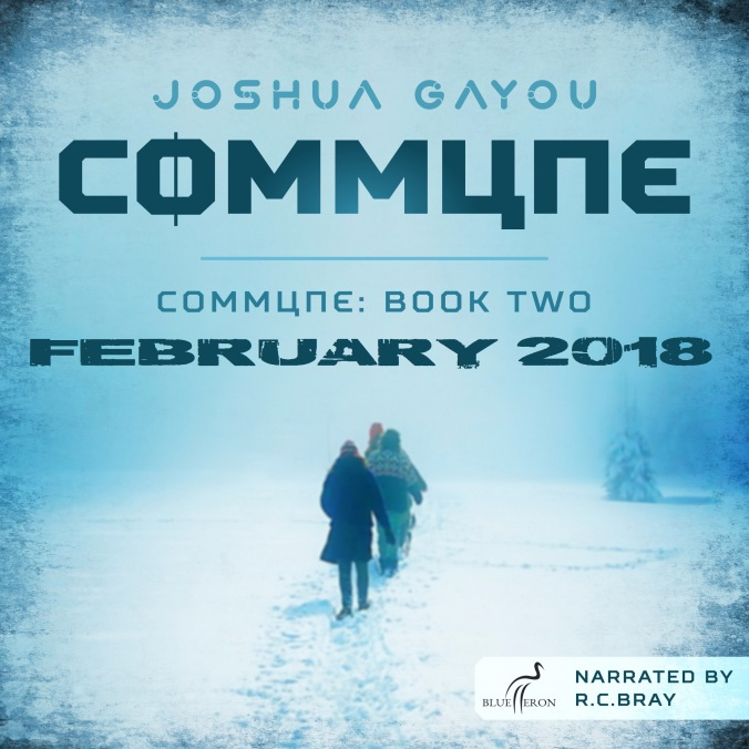 Commune - Audio Cover - Book 2 - Promo