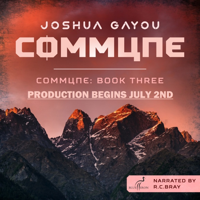 Commune - Book Three production announcement